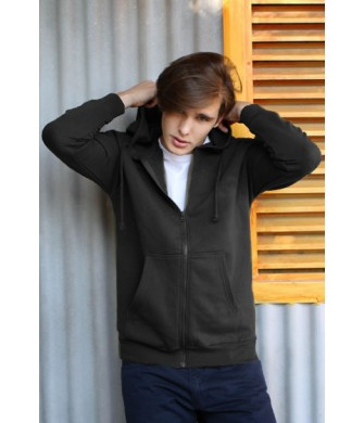 BLUZA HOODED SWEATER UNISEX