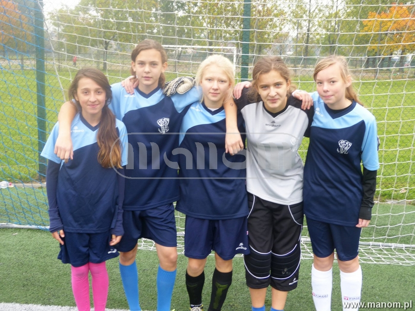 GTW Gliwice - drużyna dziewczęca
