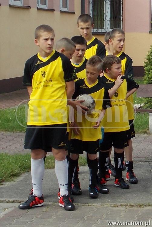 Modero Perso żółto - czarny