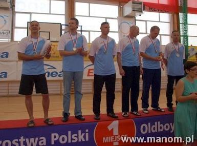Mistrzowie Polski w naszych strojach :)