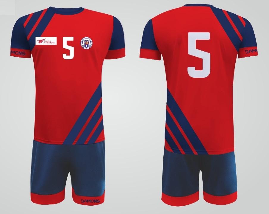 Stroje piłkarskie Player P5 SZPR Katowice