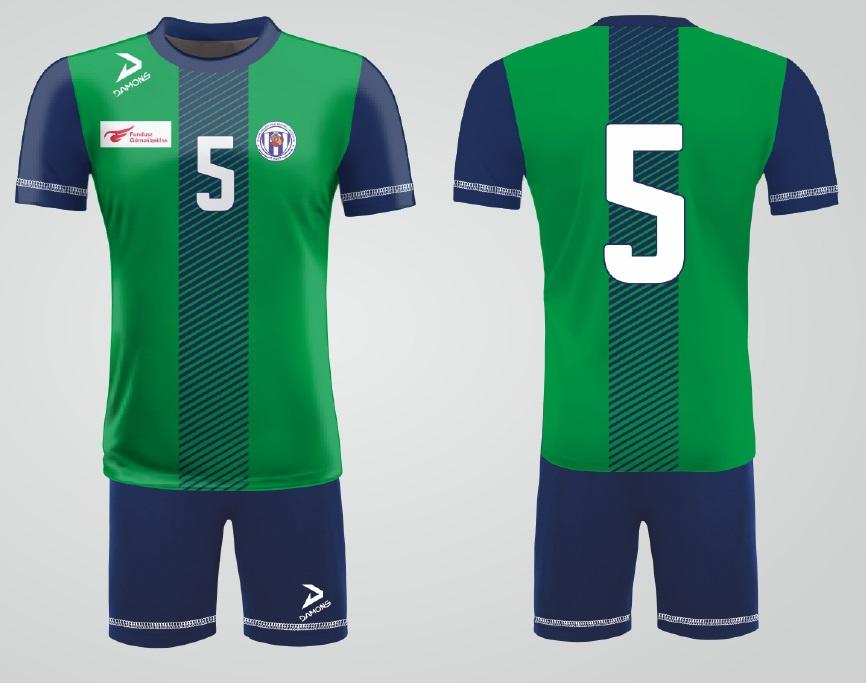 Stroje piłkarskie Alfa 15 SZPR Katowice