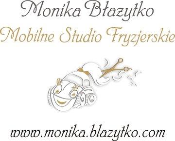 Mobilne studio fryzjerskie Monika Błażytko